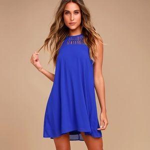 NWOT LULU'S Dress, medium